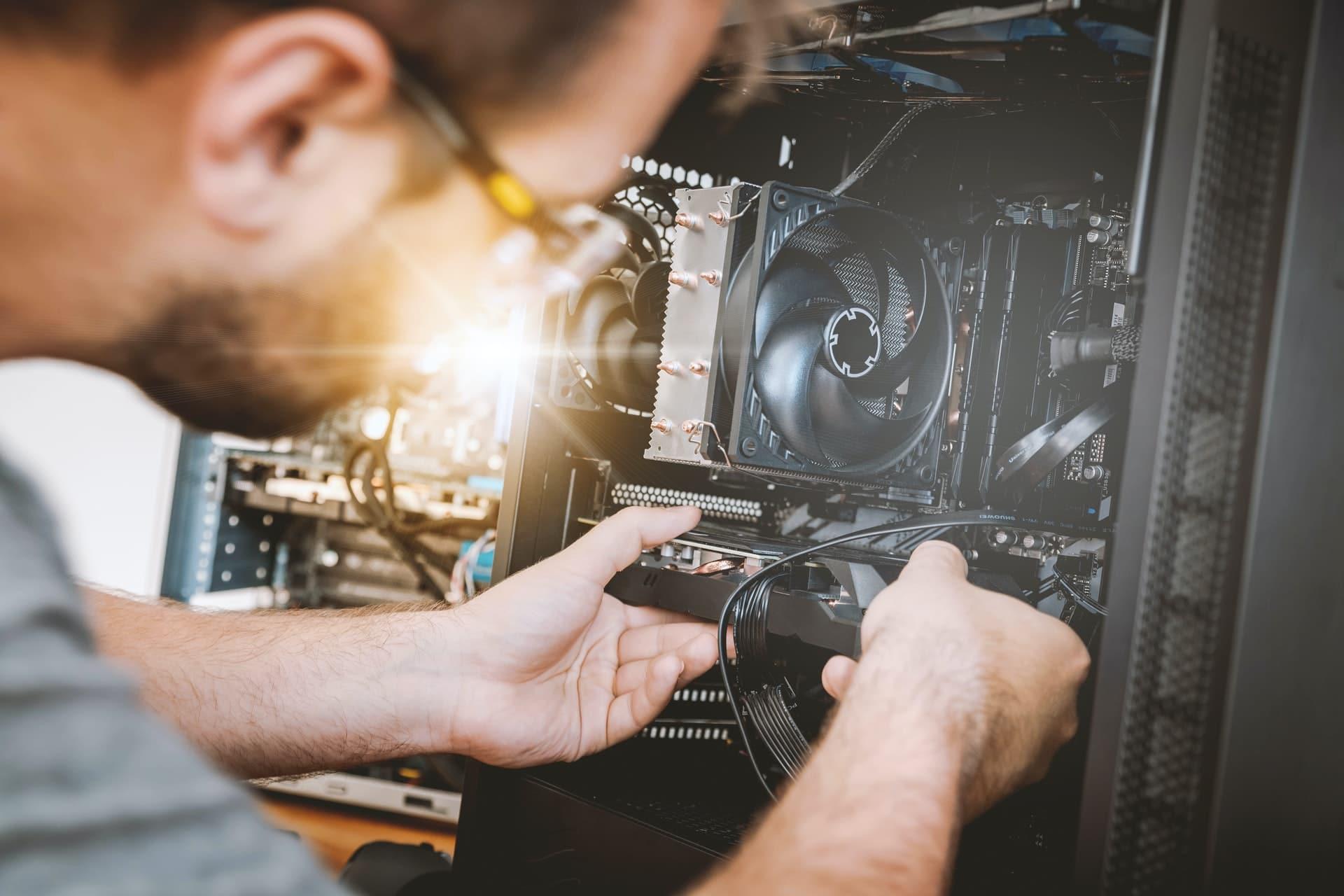 Logiciel CRM pour le service informatique